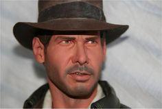 "Harrison Ford ""Indiana Jones"" doll"