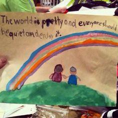 Kids should rule the world @emotionalclub