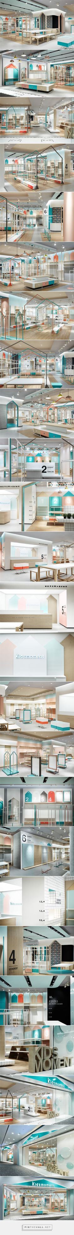 Kidsmoment by RIGIdesign, Wuhan – China » Retail Design Blog... - a grouped images picture - Pin Them All