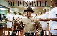 R lee ermey memes Military Jokes, Army Humor, Military Life, Police Humor, Military History, Badass Quotes, Funny Quotes, Funny Memes, Silly Jokes