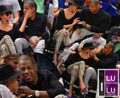 Jay-Z & Beyonce: Love and Basketball