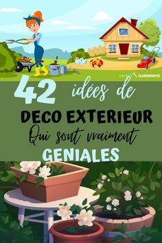 Garden Inspiration, Diy Home Decor, Recycling, Projects To Try, Planters, Organiser, Poufs, Moment, Couture