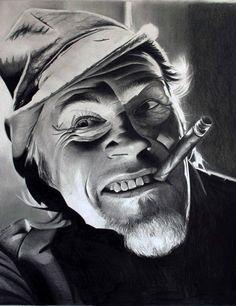 Walter Huston by donchild