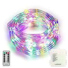 LOENDE Indoor Fairy Starry String Lights,34ft 100 LED 4AA... https://smile.amazon.com/dp/B01LXT2KRS/ref=cm_sw_r_pi_dp_x_.OQAyb4637ARE