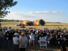 National Balloon Classic 2012-Indianola, Iowa