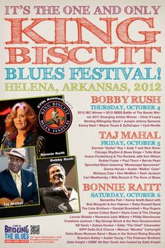 king biscuit blues festival 2013 -