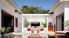 Kaana Belize: outdoor living room