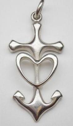 Heart & Anchor...love it!