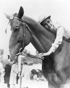"Still my favorite horse movie! Did you know ""Pie"" was gifted to Elizabeth Taylor? Click to learn more about the history of their partnership!"