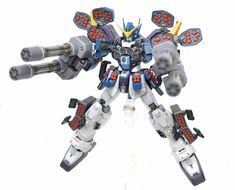 GUNDAM GUY: P-Bandai Exclusive: MG 1/100 Heavyarms Custom EW - Customized Build
