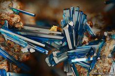 Breathtaking deep Clinoclase | Geology IN