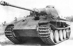 Panther Medium Tank, crisp photo! #WorldWar2 #Tanks