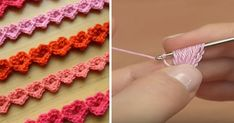 Getting a homemade knit blanket or scarf always makes one feel loved. The crochet heart stitch just amplifies that love. Here's how you can simply create a crochet mini heart string. You can watch the video for further instruction. Materials Steel hook size 2.mm (#4 US) Cotton mercerized yarn Directions 1.) Start with a chain...