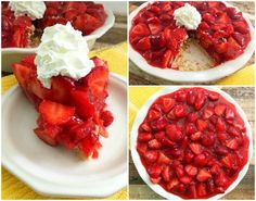 Strawberry Pie!