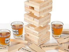 Drunk Jenga Is The Drinking Game For Bros Who Aren't Into Tossing Balls And/Or Dealing Cards