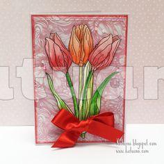 Skládací tulipány - Katuan's