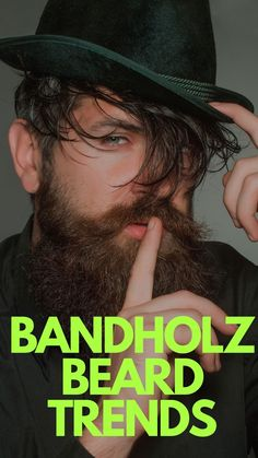 Bandholz Beard Trends of 2020 Latest Beard Styles, Long Beard Styles, Short Hair Styles, Cool Hairstyles For Men, Men's Hairstyles, Mens Fashion Blog, Latest Mens Fashion, Beard Trend, Mens Facial