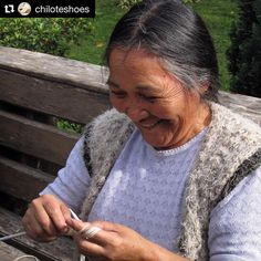 Empowering women in Pantagonia chilote shoes is saving lives of women. A beautiful article by conscious magazine