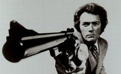 Clint Eastwood!!! (Dirty Harry)