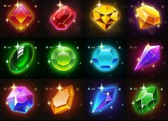 Michael_V Concept Ga. Game Ui Design, Icon Design, Game Concept, Concept Art, Magia Elemental, Anime Weapons, Game Gem, Game Props, Ancient Mysteries