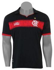 Camisa Olympikus Flamengo III 2011