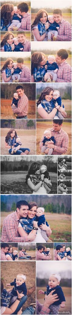 3 month old photo shoot with mom and dad