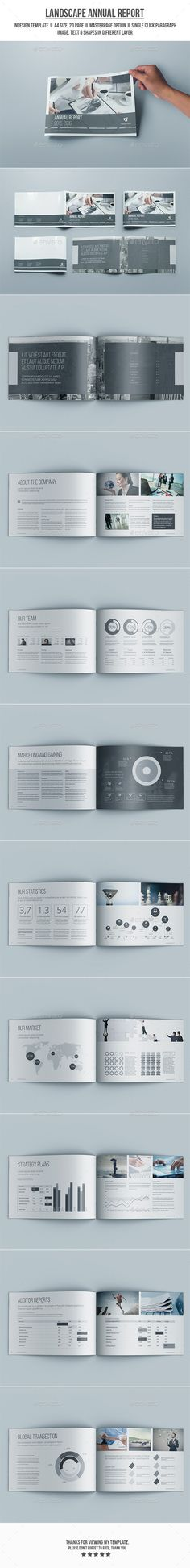 Corporate Brochure Template InDesign INDD #design Download http - corporate brochure template