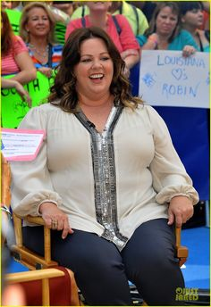 Melissa McCarthy: 'The Heat' NYC Promotion!