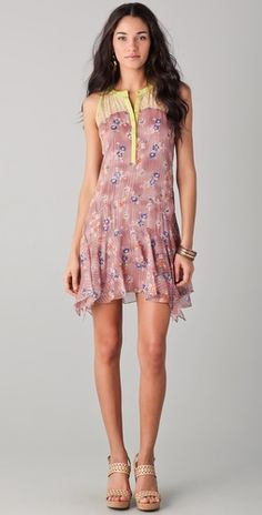 Rebecca Taylor Henley Dress