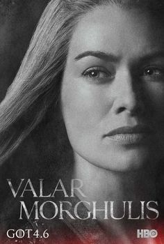 "Cersei Lannister | Community Post: These New ""Game Of Thrones"" Posters Will Give You A Sense Of Foreboding"