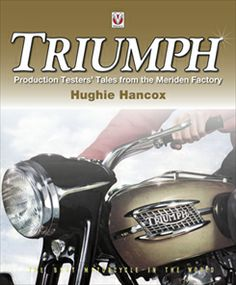 Includes guidance on fixing problems still found today on the 1960s models, plus previously unseen photographs of machines restored by the a...£19.99 @ biker-network.cc