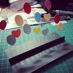 Another prop for the birthday card!!!!! #diy - @xyu07- #webstagram