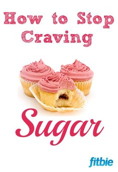 I've always got sugar cravings so this is perfect!