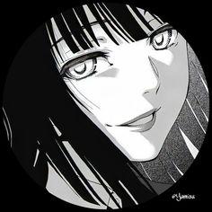 Manga Girl, Anime Art Girl, Fanarts Anime, Anime Characters, Manga Anime, Aesthetic Art, Aesthetic Anime, Anime Monochrome, Gothic Anime