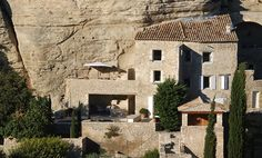 Lou Roucas Villa, Gordes, Provence, France
