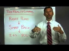 [Real Estate Agent Coaching Training] by Danny Griffin who discusses how to avoid the snap back effect as you grow your real estate agent business.