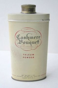 ✿ڿڰۣ(̆̃̃•Aussiegirl talcum powder