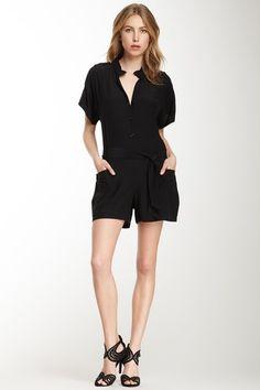 Rachel Zoe Leland Silk Jumpsuit by Non Specific on @HauteLook