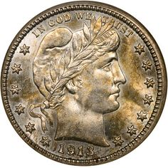 Harry Laibstain Rare Coins has this item on Collectors Corner - 1913-S 25C MS65 PCGS