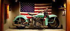 1946 Harley Knucklehead #harleydavidson #1946HarleyKnucklehead