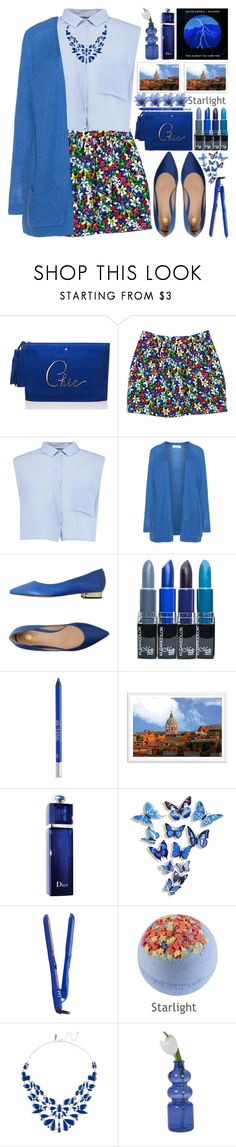 """This is what you came for"" by grozdana-v ❤ liked on Polyvore featuring Kate Spade, Zizzi, 8, Urban Decay, Christian Dior, PYT, Natasha Accessories and Cultural Intrigue"