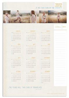Poster Calendar One