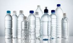 British researchers have found that the consumption of water and other liquids from the plastic bottles and cups can in many cases lead to serious headaches.The bad influence of the plastic bottles Water Bottle Labels, Pet Bottle, Water Bottles, Fee Du Logis, All About Water, Water Company, Drink Containers, Bottom Of The Bottle, Drink More Water