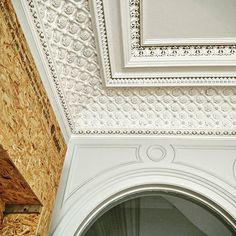 Amazing detailed cornices on a building that is well over 100 years old Cornices, In Pursuit, Carpenter, Continents, Edinburgh, Traveling, Building, Amazing, Home Decor