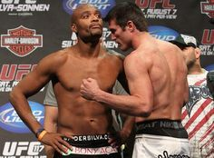 I found 'Anderson Silva vs. Chael Sonnen. Who will win?' on Wish, check it out!
