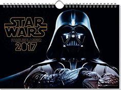 FAMILIEPLANNER 2017 STARWARS  / 1X12,50…