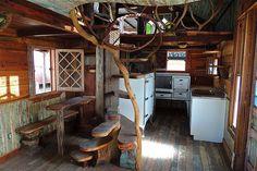 Tiny Cabin Plans #tinyhouseideas