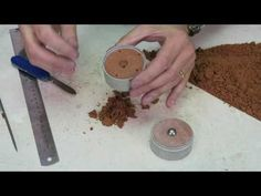 In this video, Kevin will show you how to make your own comfort fit wedding band using the Potter USA Sand Casting Kit!
