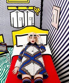 Джессика Стэм в Harper's Bazaar US (Интернет-журнал ETODAY)