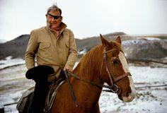 John Wayne in True Grit--best movie ever.